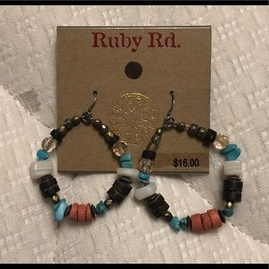 Ruby Rd. Earrings